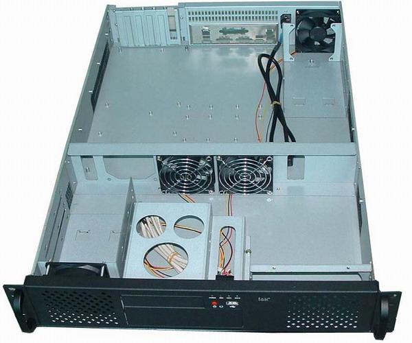 2U IPC 工業機箱(S-2620)