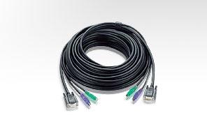 KVM /   PS/2 介面切換器延長線( 10M )
