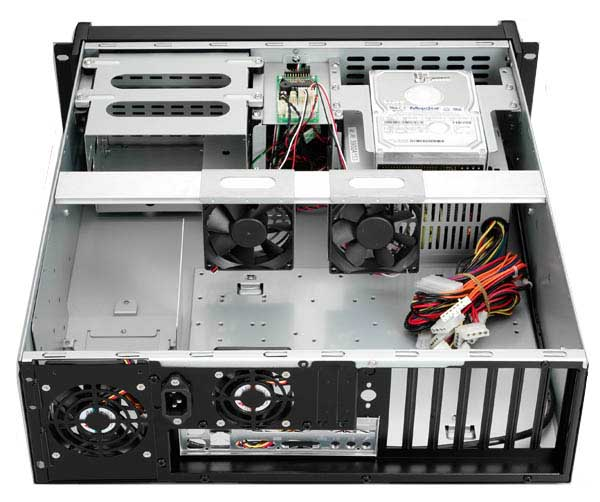 SS-3U803 - 3U IPC 工業機箱(N.P)