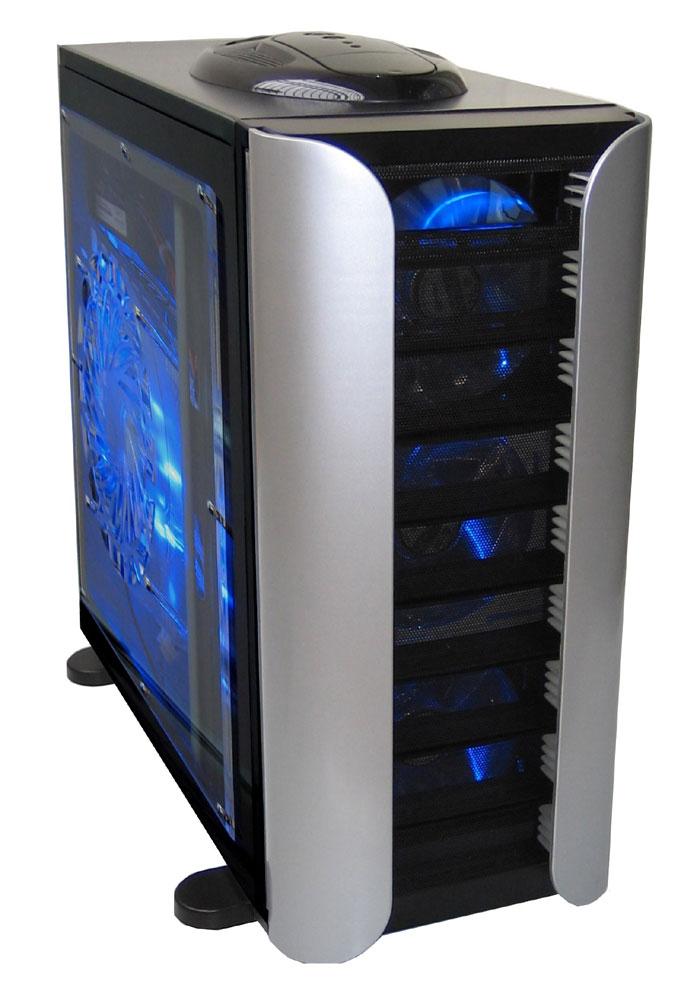 杰強 WIN 9000 九大小型伺服器機殼