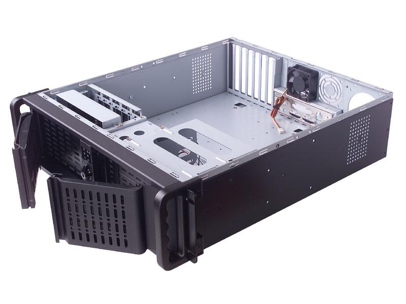 SS-3U800 - 3U IPC 工業機箱(內含特殊規格 400W足瓦 POWER)