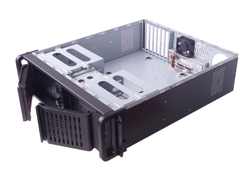 SS-3U810 - 3U IPC 工業機箱(內含特殊規格 400W足瓦 POWER)