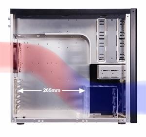 聯力(極致工藝)PC- 8 鋁鎂合金電腦機殼(N.P)