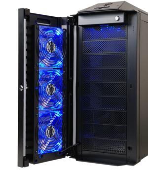 聯力(極致工藝)PC-P60 鋁鎂合金玩家級電腦機殼(N.P)