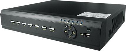 DH8095  8 CH H.264 數位監控主機 ( 8路 / 硬碟為選配  )